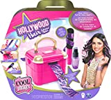 COOL MAKER – HOLLYWOOD HAIR STUDIO – Machine à Extensions de Cheveux avec 12 Extensions Personnalisables et des Accessoires – Loisir Créatif et Jeu Enfant – 6056639 – Jouet Enfant 8 Ans et +
