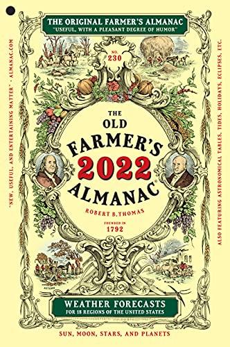 The Old Farmer's Almanac 2022 by [Old Farmer's Almanac]