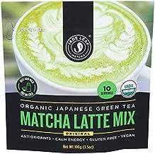 Jade Leaf Matcha, Mix Matcha Latte Original Organic, 3.5 Ounce