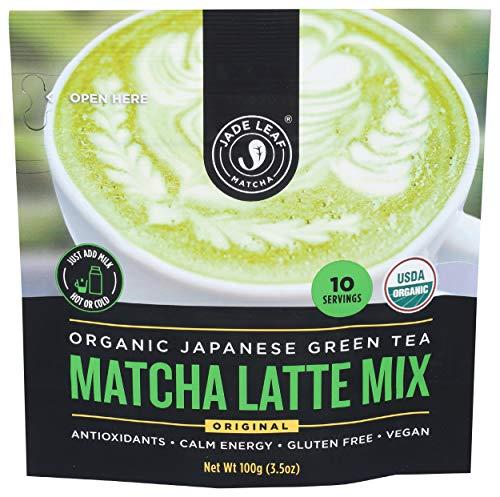Jade Leaf Matcha, Mix Matcha Latte …