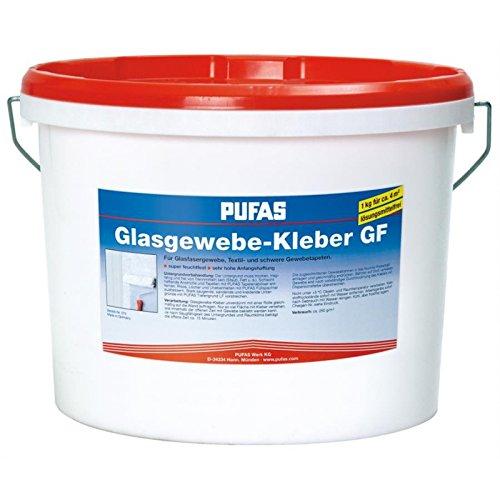 Pufas Glasgewebe- Kleber GF 18,000 KG