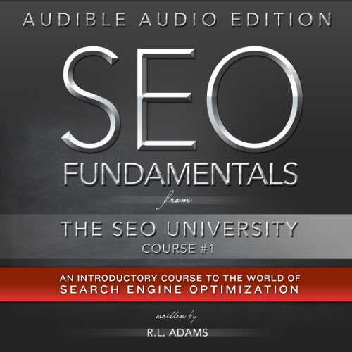 SEO Fundamentals audiobook cover art