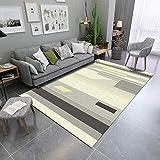 Moderne Minimaliste Tapis Salon Table basse Blanket Accueil Chambre Lit de Tapis...