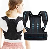 Posture Corrector for Men and Women,Rishaw Spinal and Back Brace Straightener with Breathable