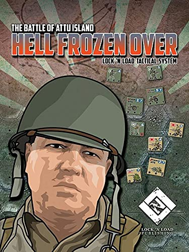 Tactical Wargame Brillante Frozen Over.