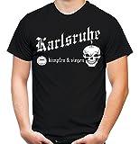 uglyshirt89 - Camiseta - para hombre negro Medium