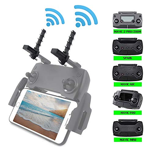 STARTRC Yagi-Uda Fernbedienung Antenne Signal Booster Range Extender für DJI Mavic Mini/Mavic 2/PRO/DJI Spark/DJI Mavic Air Drone 5.8Ghz