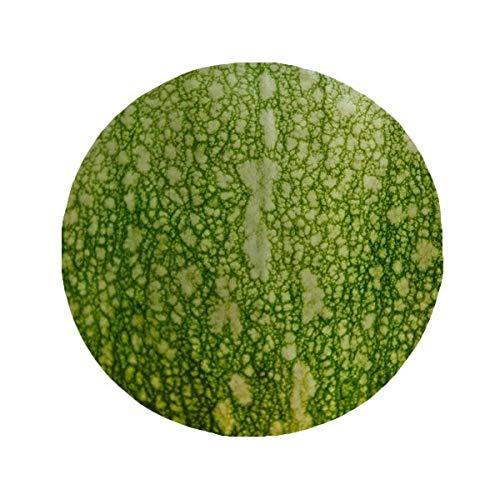 DIYthinker groene pompoen schil macro foto patronen antislip vloer huisdier mat ronde badkamer woonkamer keuken deur 80 cm gift