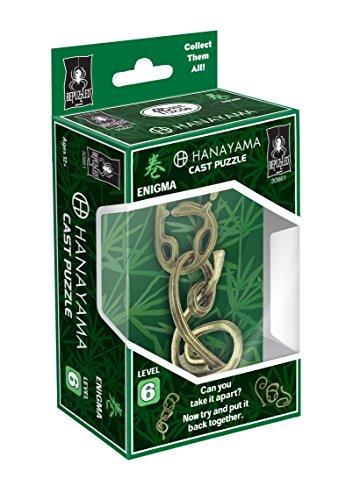 University Games Hanayama - Puzzles de fundición (11,93 x 7,62 x 4,44 cm)