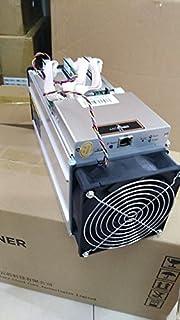 AntMiner S9 ~ 13,5 TH/S @ 0,098 W/GH 16 nm ASIC Bitcoin Miner con fuente de alimentación