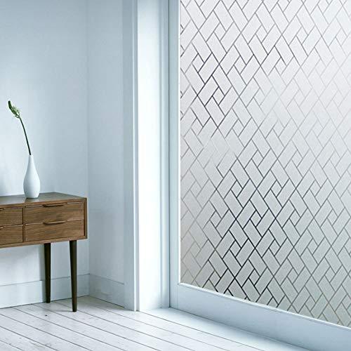 Warmiehomy 3D-Sichtschutz-Fensterfolie,...