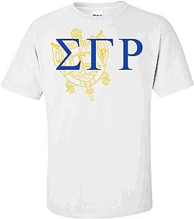 Sigma Gamma Rho Greek Crest T-Shirt