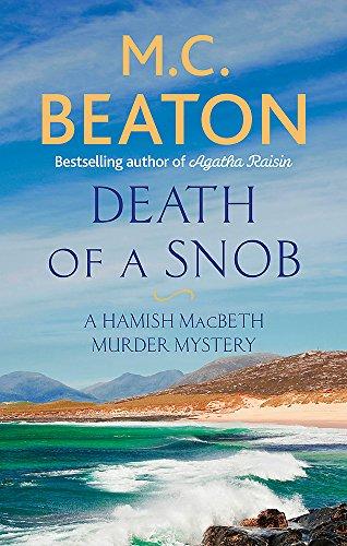 Death of a Snob (Hamish Macbeth) 1472124111 Book Cover