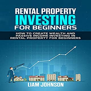 Rental Property Investing for Beginners cover art