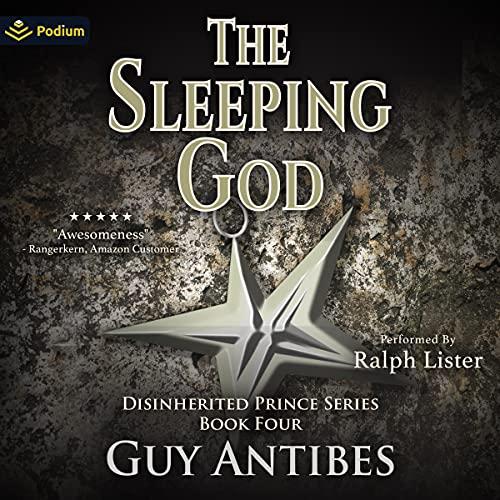 The Sleeping God cover art