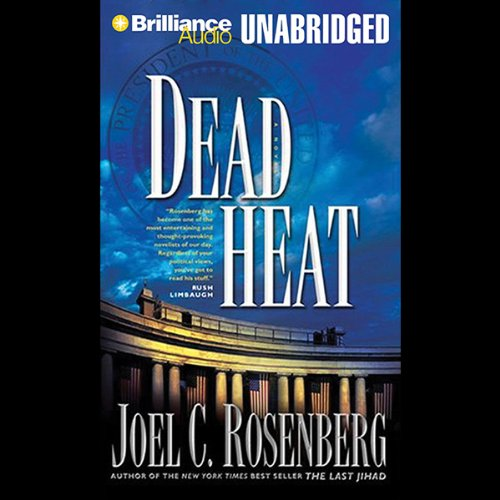 Dead Heat, Political Thrillers Series #5 cover art