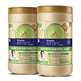 Saffola FITTIFY Hi Protein Slim Meal-Shake, Meal Replacement with 5 superfoods, Pistachio Almond