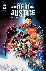 New Justice, Tome 1 - La totalité de Jim Cheung