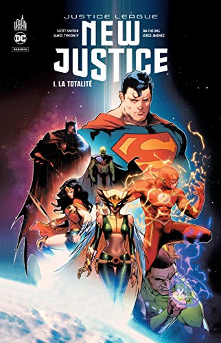 New Justice, Tome 1