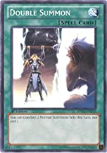 Yu-Gi-Oh!! - Double Summon (BPW2-EN075) - Battle Pack 2: War of The Giants - Round 2 - 1st Edition - Common