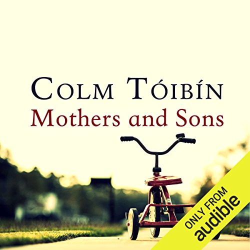 Mothers and Sons audiobook cover art