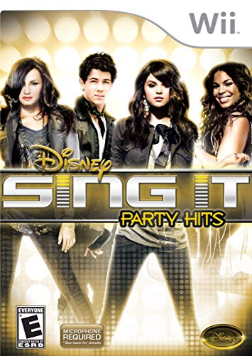 Disney Sing It: Party Hits - Nintendo Wii (Renewed)