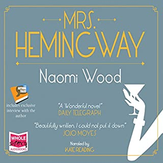 Mrs. Hemingway cover art