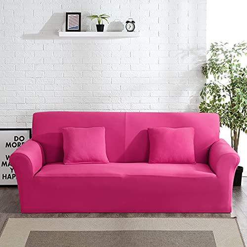 PPOS Funda de Licra para sofá, Muebles, sillón, Sala de Estar Moderna, Funda para sofá, Funda elástica para sofá, Funda A10, 4 Asientos, 235-300cm-1pc