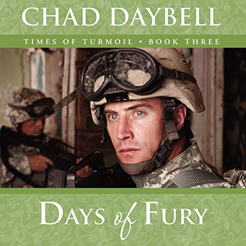 Days of Fury  By  cover art