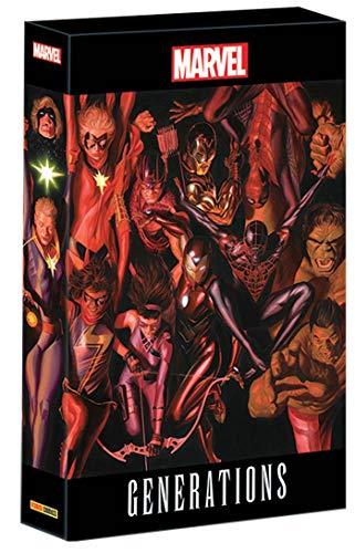 Marvel Générations n°1 Edition collector + Coffret