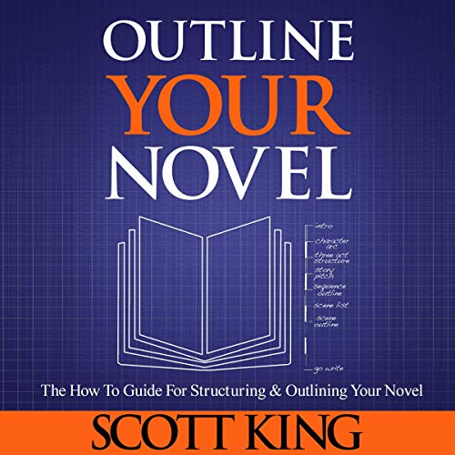 Outline Your Novel  audiobook cover art