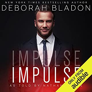 IMPULSE: Companion to the PULSE Series                   Written by:                                                                                                                                 Deborah Bladon                               Narrated by:                                                                                                                                 Aiden Snow                      Length: 4 hrs and 9 mins     Not rated yet     Overall 0.0