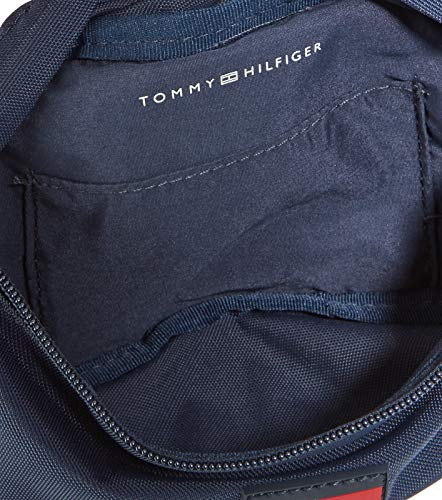 Tommy Hilfiger Unisex Kid's BTS CORE BUMBAG Bags, Twilight Navy, One Size