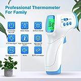 Immagine 1 idoit termometro febbre infrarossi termoscanner