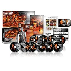 14 DVD set in book/case with additional book,charts, pamphlets and nutrition guide. Revised edition Your personal trainer Shaun T will push you past your limits, help you get the body and the muscles you want in a short time Each workout keeps you co...