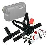 DURAGADGET Exclusivo Kit de Accesorios para cámaras Deportivas Sony HDR-AS50 / Kaiser Baas X150 / Eken H9