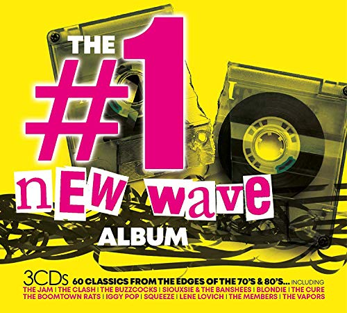 Number 1 Album: New Wave / Various