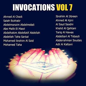 invocations Vol 7 (Quran)