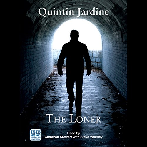 The Loner audiobook cover art