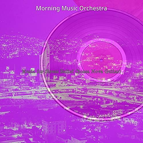 Serene Saxophone Bossa Nova - Vibe for Rising