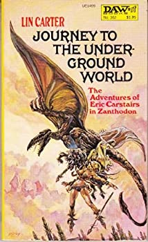 Journey to the Underground World - Book #1 of the Eric Carstairs of Zanthodon