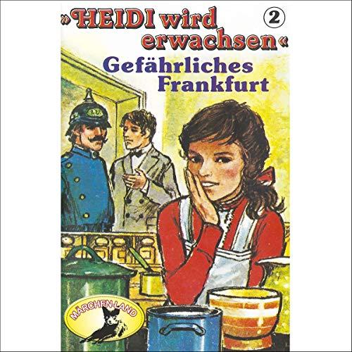 Gefährliches Frankfurt cover art