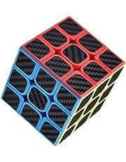 DealKits Magic Cube, Rubiks Cube 3x3 Original Speedcube Magic Speed Cube Speed Magic Cube Tryckreducering Intelligens IQ Kombinationsövningar för nybörjare Barn Ungdomar