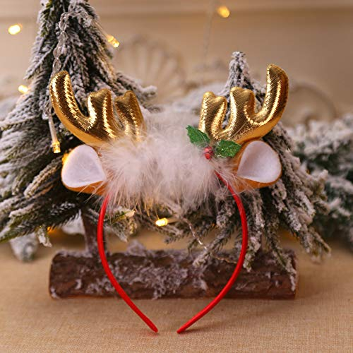 XNBCD kerstmuts hoofdband party hoofdband hoofdband accessoires volwassenen kinderen