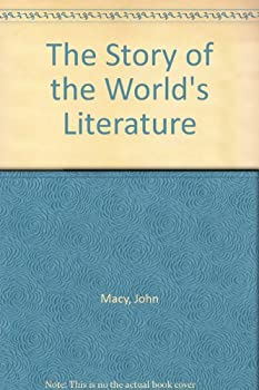 Hardcover The Story of the World's Literature Book