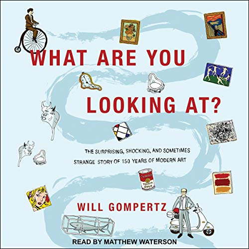 What Are You Looking At? audiobook cover art