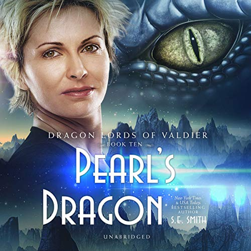 Pearl's Dragon audiobook cover art