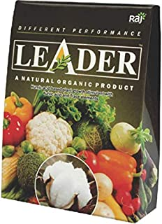 Raj AgriTech Leader Yield Booster Micronutrient Powder Mixture for Plants 85% Humic Acid Fertilizer (for Growth of All Pla...