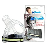 Dr Thumb for Thumb Sucking Prevention and Treatment, Stop Thumb Sucking Today (Small (12-36 months))