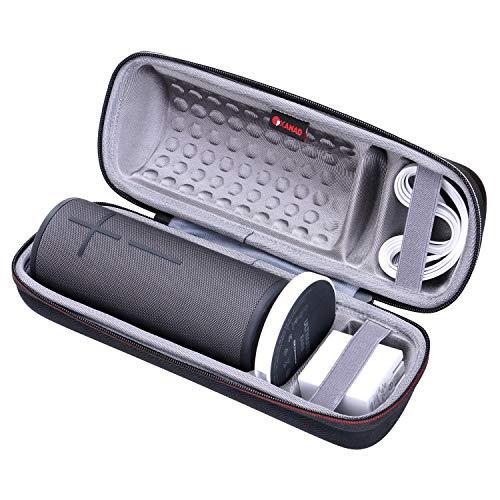 XANAD Hart Eva Reise Tragen Tasche für Ultimate Ears Boom 3 Bluetooth Lautsprecher mit Power Up - Schutz Hülle